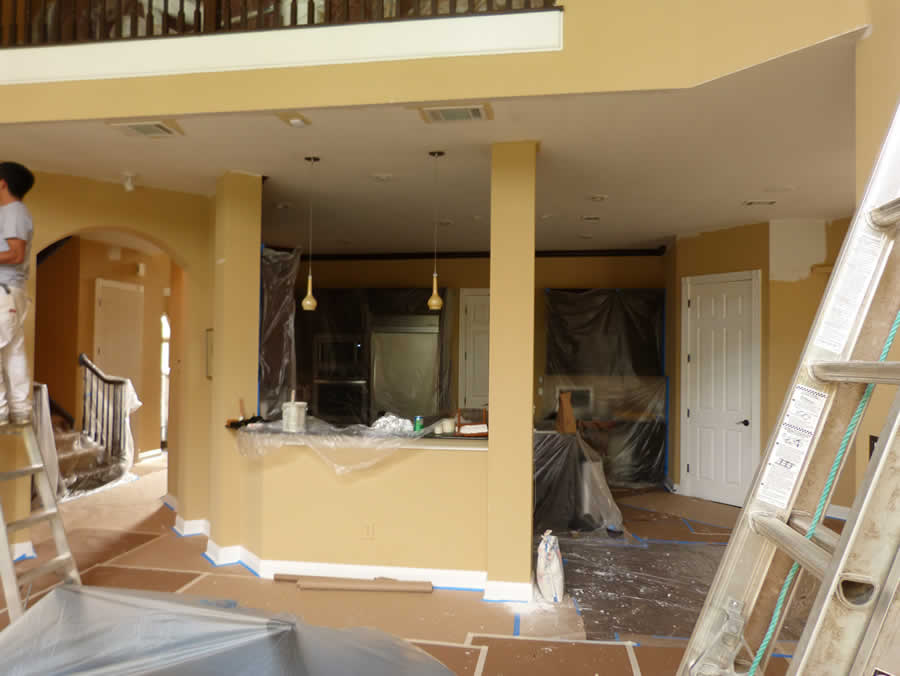 Home painting gallery iv remodeling for Bathroom remodel round rock tx
